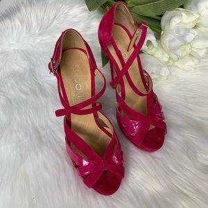 Aldo | Pink Platform High Heels